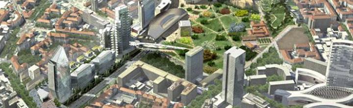 Porta Nuova: Un proyecto arquitectónico sostenible