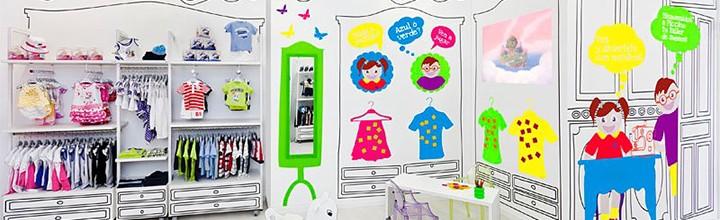 Tiendas pensadas y hechas para niños