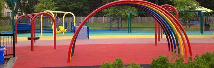 Parques infantiles con diseños innovadores