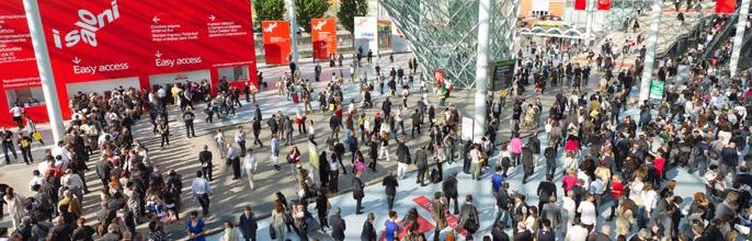 Feria del Mueble de Milán 2015