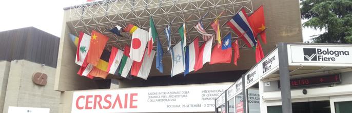 Cersaie 2015: Nuestro paso por la Feria Internacional de la Cerámica