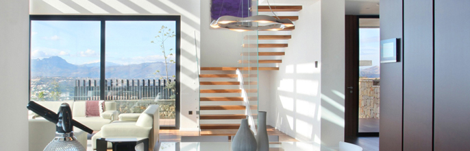 El diseño de escaleras en el proceso de Interiorismo de una vivienda