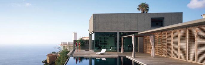 Casas contemporáneas en España