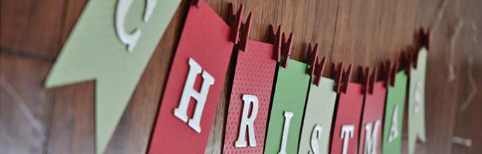 La decoración navideña en las casas