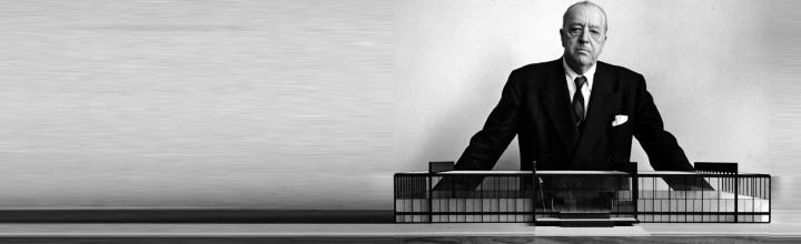 Conociendo a Ludwig Mies van der Rohe