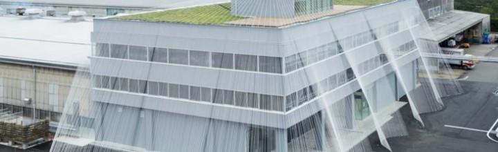 Edificios con estabilidad a prueba de seísmos