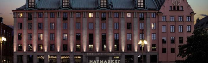 Haymarket by Scandic, pasado convertido en futuro