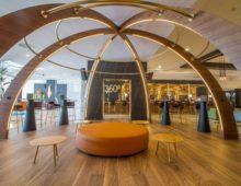 Gran Hotel Solymar Hall y Lobby Bar 360º