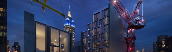 El primer Hotel modular llegará de la mano de Danny Forster